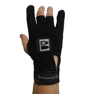 Brunswick pro deluxe tacky gripper glove right handed med for Perfect scale pro reviews
