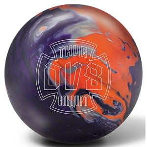 DV8 Thug Corrupt, Bowling Ball, review, forsale