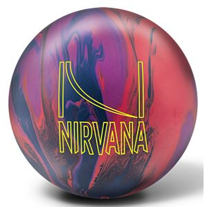 brunswick nirvana, bowling, ball, forsale, release, review