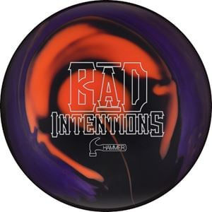 New Release Hammer Bad Intentions Hybrid Bowling Ball