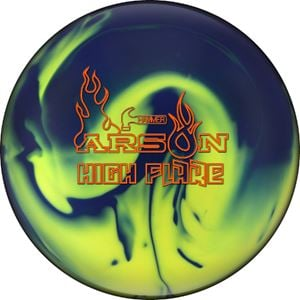 Hammer Arson High Flare Solid, bowling, ball, forsale, release, review