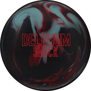 Columbia 300 Delirium Shock bowling ball release
