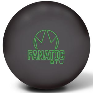 Brunswick Fanatic BTU, discount bowling balls, review, video, Brunswick Bowling Ball