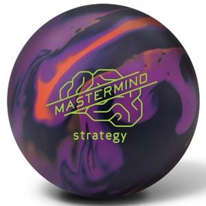 Brunswick Mastermind Strategy, discount bowling balls, review