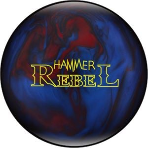 Hammer Rebel, discount, bowling, ball, review