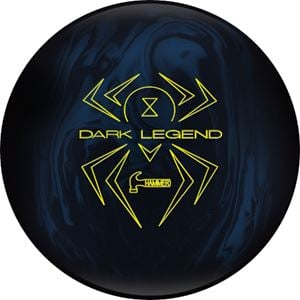 Hammer Black Widow Dark Legend Solid, Bowling, Ball, Video, Review