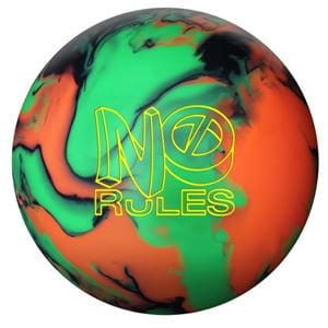 Roto Grip No Rules, bowling, ball, release