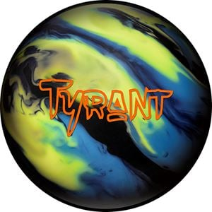 Columbia 300 Tyrant, Bowling Ball Video, Review