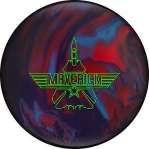 Ebonite Maverick, Bowling Ball Video Review