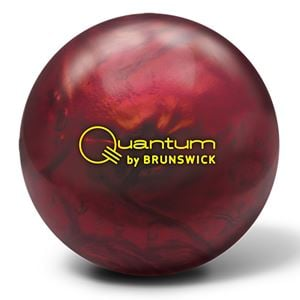 Brunswick Quantum Fire Pearl, discount bowling ball, review, video