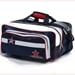 2 Ball Tote Plus Red/Blue
