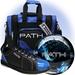 Path Blue Ball/Bag/Shoe Package