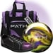 Path Purple Ball/Bag/Shoe Package