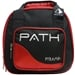 Path Spare Ball Tote Black/Red NEW ITEM