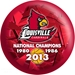 NCAA Louisville Cardinals 2013 National Basketball Champions