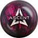 Ascent Pearl Red/Black