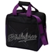 Eliminator X Single Tote Black/Purple
