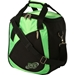 Team C300 Classic Single Tote Green/Black