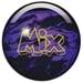 Mix Black/Purple