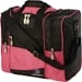 Impact Single Tote Black/Pink