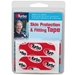 Red Driven To Bowl Logo Tape - 30pc. Individual Piece Pack