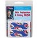 Driven To Bowl Logo Fitting Tape - Blue Semi-Smooth Cotton #5 - 30pc. Individual Piece Pack