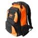 Zipline Backpack Black/Orange