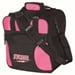 Solo 1 Ball Tote Black/Pink