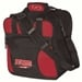 Solo 1 Ball Tote Black/Red
