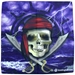 Pirate Suede Microfiber Bowling Towel