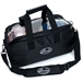 Basic Clear Double Tote Black