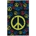 Peace Sign Towel
