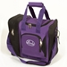 Deluxe Single Ball Tote Black/Purple