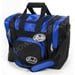 Laser Deluxe Single Tote Blue