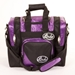 Laser Deluxe Single Tote Purple