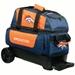 NFL Denver Broncos Double Roller